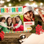 40 Personalized Holiday Photo Cards for $19 shipped ($67 value)