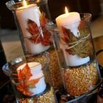 Fall Craft:  DIY Thanksgiving Table Centerpieces