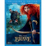 Brave Blu Ray/DVD Combo Pack + Lithograph Set for $24.99 shipped!