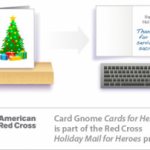 Holiday Mail for Heroes:  FREE cards for those serving in the military!