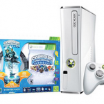 Xbox 360 4GB Console w/ Skylanders Starter Kit and Exclusive Gill Grunt Character for $159 shipped!