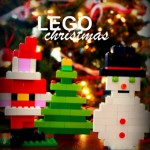 Lego Christmas Crafts
