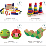 $15 One King's Lane Credit = Toys as low as $5 each shipped!