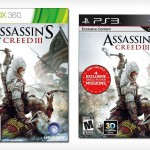 Assassin's Creed III for PS3 or XBox 360 only $39 shipped!