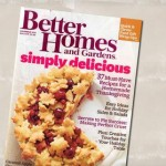 Better Homes & Gardens 2 year magazine subscription for $7!