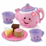 Fisher Price Laugh & Learn Say Please Tea Set for $12.59! (34% off)