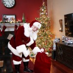 Keep the Christmas Magic Alive with photos from I Caught Santa!