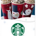 Woman Freebies:  Win 50 *FREE* Starbucks Drinks Giveaway!