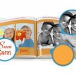 FREE 5X7 20 page photo book!
