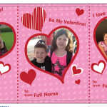 Vistaprint:  30 personalized Valentine's Day cards for FREE!