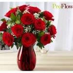 Valentine's Deals 50% off:  flowers, chocolate covered strawberries and more!