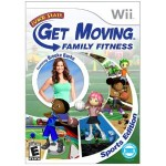 Jumpstart Get Moving Family Fitness for Wii only $8.99!
