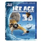 Ice Age Contintental Drift Blu Ray/DVD combo pack only $19.99! (regularly $49.99)