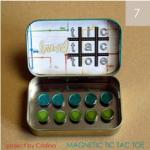Magnetic Tic-Tac-Toe Craft!