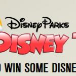 Win a FREE Disney Vacation!