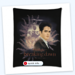 Twilight-themed jewelry, blanket, and more as low as $2 shipped!