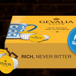 FREE Gevalia K-Cups sample!