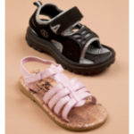 Fashion Sandals for Kids as low as $4.25 each shipped!