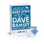 Dave Ramsey's Dumping Debt FREE download!
