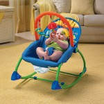 Fisher-Price Infant-To-Toddler Rocker for $30 shipped!