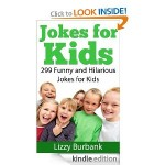 Jokes for Kids: 299 Funny and Hilarious Clean Jokes FREE for Kindle!