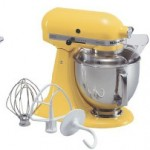 KitchenAid Artisan Plus Mixer only $199.99 after discounts (regularly $449)