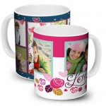 Valentine's Photo Mug only $1 plus 40 free photo prints!