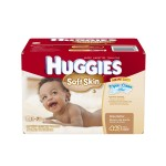 Huggies Soft Skin Baby Wipes (7 tubs) only $8.59 SHIPPED!