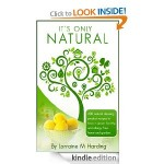 It's Only Natural:  200 Natural Cleaning Product Recipes FREE for Kindle!