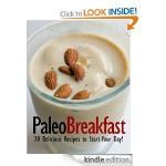 Paleo Breakfast and Paleo Snacks FREE for Kindle!