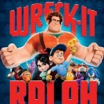 Wreck it Ralph Blu Ray/DVD Combo Pack PLUS Disney Infinity Character for $14.98!