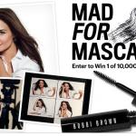 Win FREE Bobbi Brown Mascara!