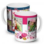 FREE Personalized Ceramic Photo Mug!
