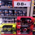 FREE Capri Sun, Kool Aid Bursts, and Edy's Fruit Bars at Walmart!
