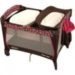 Graco Pack 'N Play Playard with Bassinet only $59.49!