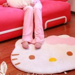 Hello Kitty Area Rug just $7.99 SHIPPED!