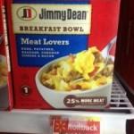 Jimmy Dean Breakfast Bowls as low as $1 each!