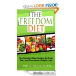 The Freedom Diet FREE for Kindle!