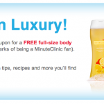 FREE Full Size Body Wash from CVS!