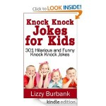 301 Hilarious Knock Knock Jokes for Kids FREE for Kindle!