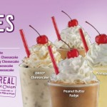 Sonic Summer of Shakes: Half Price Shakes after 8!