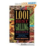 1,001 Best Grilling Recipes FREE for Kindle!