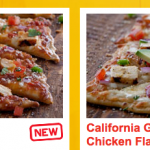 Chili's FREE Flatbread Pizza!