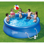 Summer Escapes Quick Set Swimming Pool only $49 shipped!