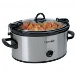 Crock Pot Cook & Carry Slow Cooker only $23.99!