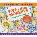 Five Little Monkeys Travel Activity Kit only $5.01