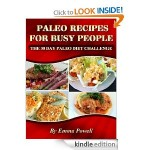 Paleo Recipes for Busy People FREE for Kindle!