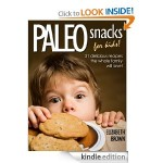 Paleo Snacks for Kids FREE for Kindle!