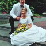 Celebrating 11 years of marriage…1,000 miles away from my husband!