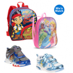 Disney Back to School Backpack and Sneakers Bundle only $19.97!